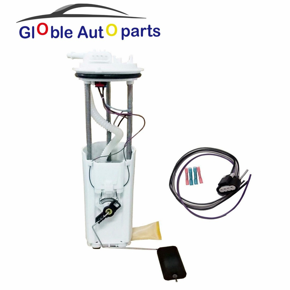 medium resolution of 12v fuel pump assembly for 1996 chevrolet blazer oldsmobile bravada gmc jimmy v6 4 3l 4 door e3925m ctp0013 gam030 fuel pump