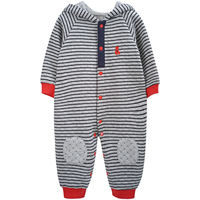 Yingzifang Baby Rompers Baby Boys Cute Cartoon Cotton Clothes Newborn Baby Infant Autumn Winter Jumpsuits