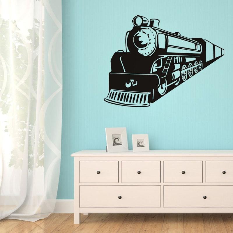 Train Bedroom Decor Promotion-Shop for Promotional Train Bedroom ...