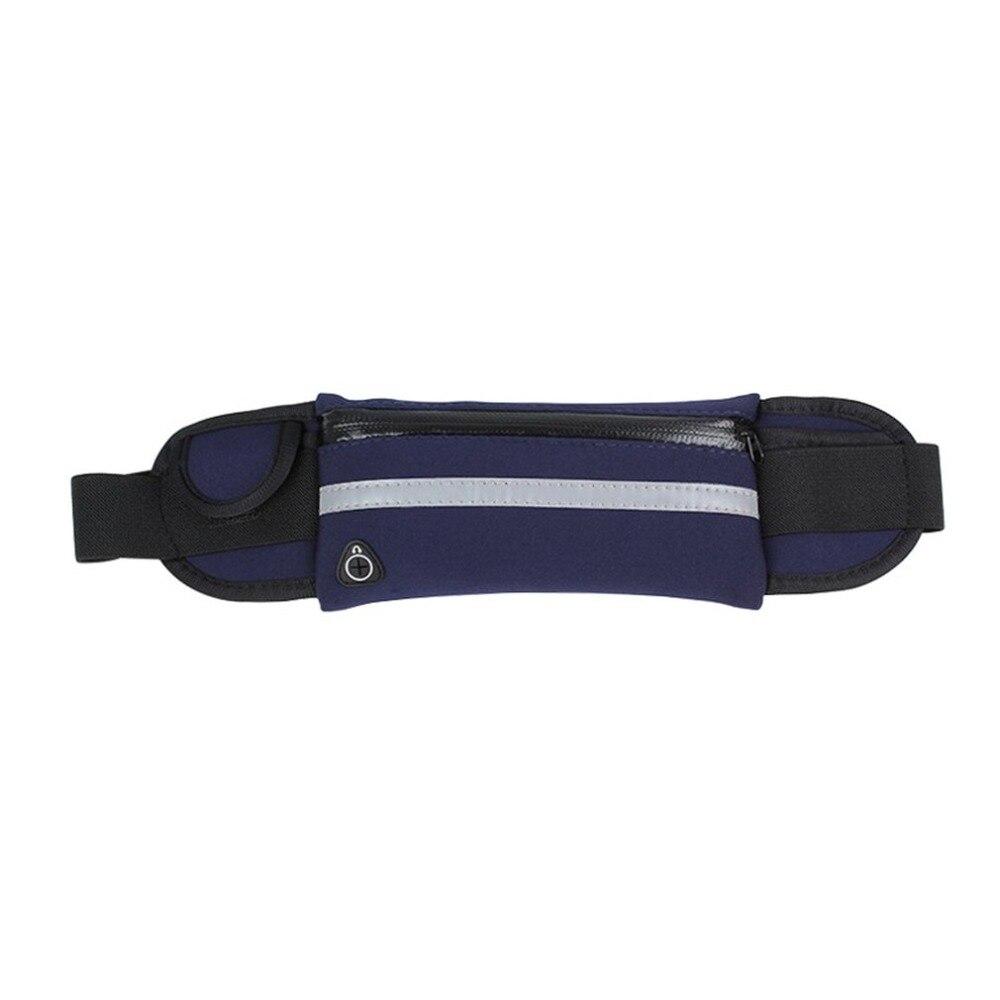 2018 Multifunctional Men Women Waist Bags Running Fanny Pack Women Waist Pack Pouch Belt Bag Camping Hiking Sports Bag
