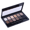 High Quality Pro Cosmetic Matte Eye Shadow 12 Colors Make Up Set Nudes Naked Pallete Eyeshadow Palette Brighten