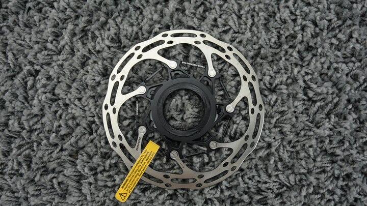 2019 SRAM CenterLine Rounded Rotor 140 160 180 mm CenterLock Original products