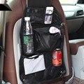 Alta Qualidade Saco de Armazenamento De Tampa de Assento Do Carro Auto Titular Tampa Saco Organizador Banco de Trás Luva Lanches Lixo/Lixo Bolso carro-styling