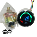 "3PCS Original Logo 52mm 2"" 20PCS Analog LCD PSI Oil Pressure Gauge With Sensor + Stepper Motor"