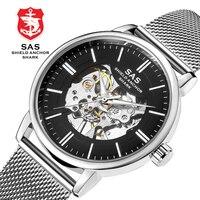 Часы для мужчин спортивные автоматические механические Военная Униформа наручные часы с костями мужской Relogio Masculino 2018 relojes saati