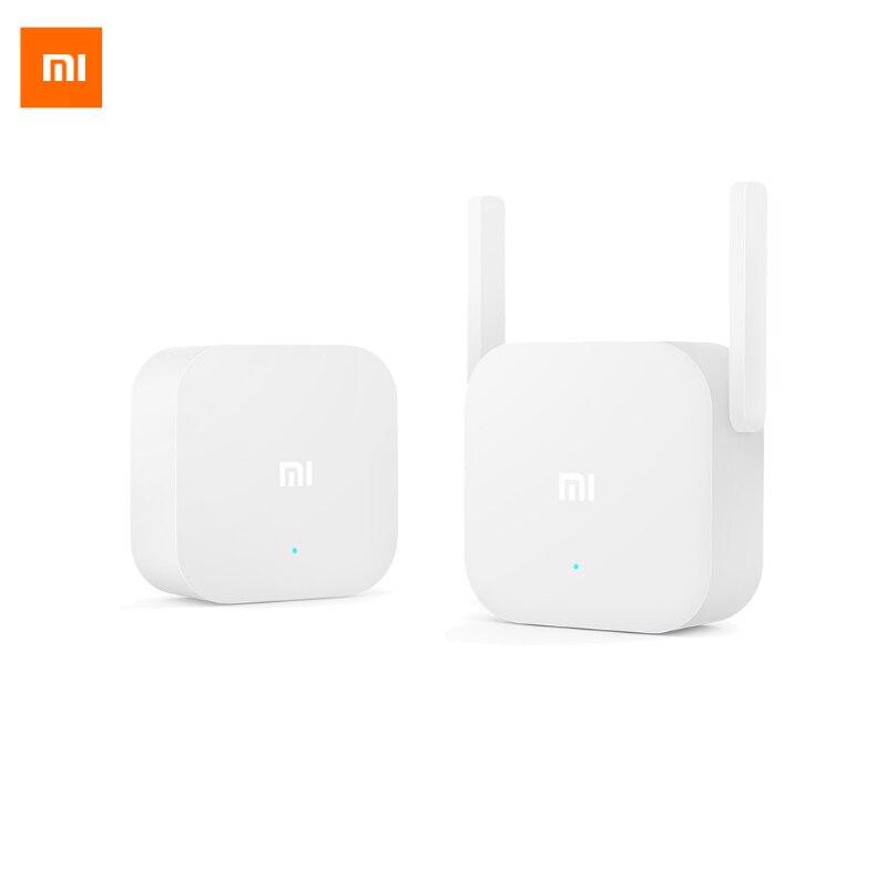 Nouveau Original Xiaomi Mi WiFi Électrique Chat Répéteur WiFi 300 Mbps 2.4g Prolongateur de Portée Sans Fil Routeur Point D'accès Signal amplificateur