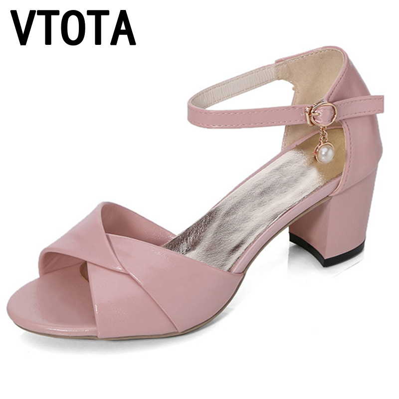 VTOTA Fashion Women Sandals Wedges Shoes Woman Gladiator breathable Ladies Shoes Open Toe Sandals High Heels Women Shoes X14 vtota 2017 fashion wedges women sandals bling summer shoes woman platform sandalias soft leather open toe casual women shoes r25