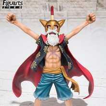 17cm Japanese Anime One Piece Monkey D Luffy New World Action Figure Kids Toys Collection Model Toys Figurine Juguetes