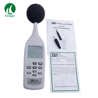 TES-52A Hohe Präzision Digital Sound Level Meter TES 52A
