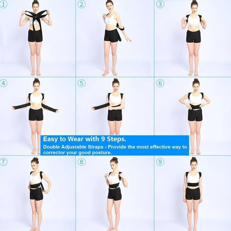 posture brace 10