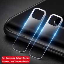 2Pcs/lot Camera Lens Tempered Glass For Samsung Galaxy Note 9 8 S8 S9 S10 Plus S10e A7 A9 2018 M10 M20 Lens Glass Protector Film camera lens screen protector tempered glass film for iphone xs max x xr 8 7 plus samsung galaxy note 10 5g 9 s10 s10e s9 s8