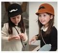 Autumn and winter child equestrian cap woolen cap baby hat girl cap male baseball cap