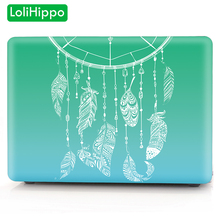 LoliHippo Dream Series Laptop Protective Hard Case for Apple Macbook Air Pro 11 12 13.3 15 Inch Retina Notebook Replace Cover