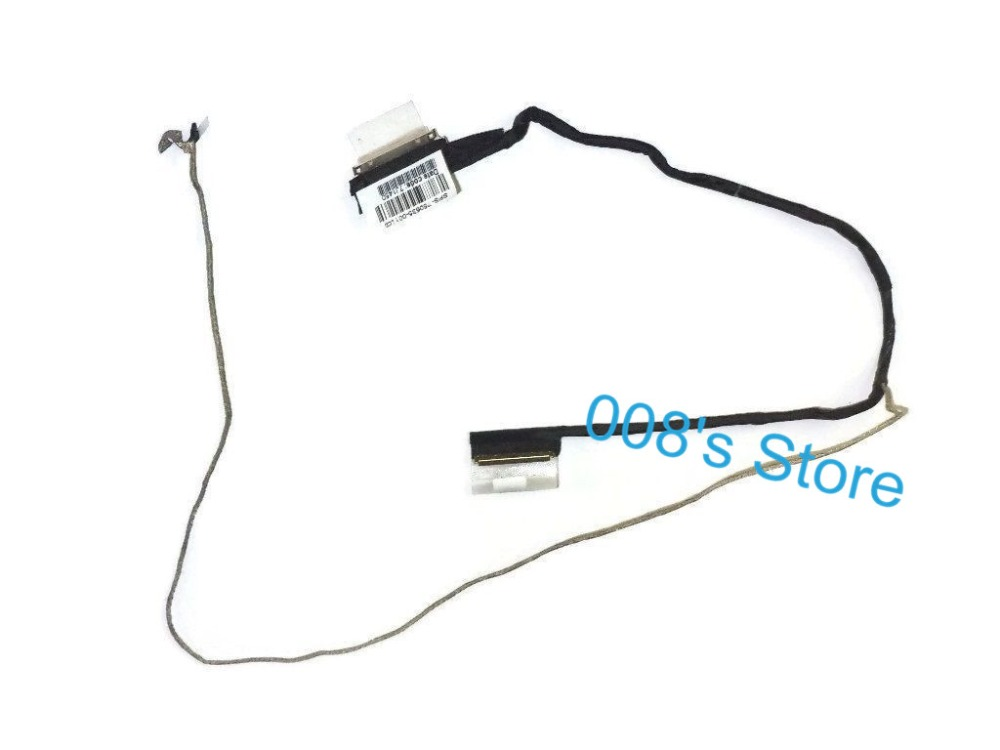 Objective For Hp Pavilion 15-p 15-v Envy 15-k Ddy14alc140 Led Lcd Screen Lvds Video Flex Cable Computer Cables & Connectors