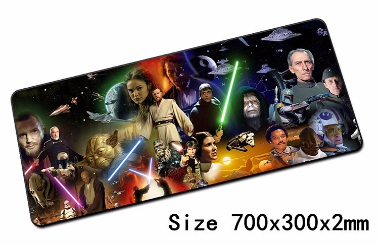 Mairuige Star Wars 800x300x3 мм площадку для Мышь Notbook компьютерных игр геймер для клавиатуры оверлоках Большие мышь matsfree доставка