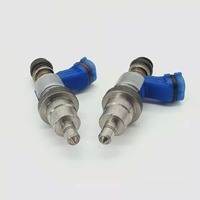 Original Fuel Injector 23250 29055, 23209 29055, 2325029055, 2320929055 for Toyota Car accessories Fast delivery