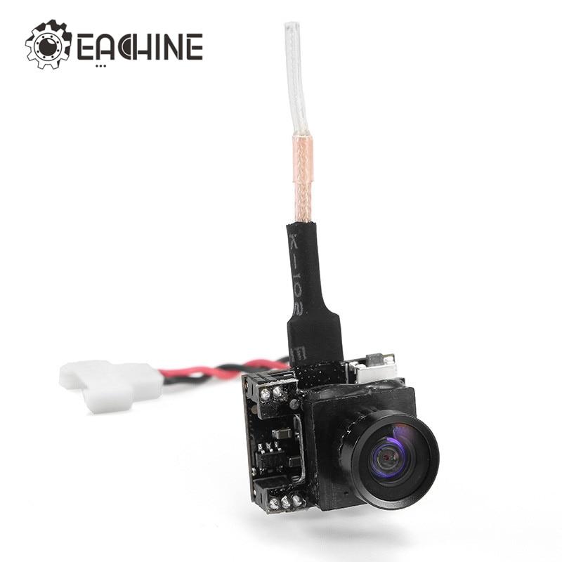 Hot Sale Original Eachine TX04 PAL Super Mini Light AIO 5.8G 40CH 25MW VTX 700TVL 120 degree Wide Angle Mini FPV Camera
