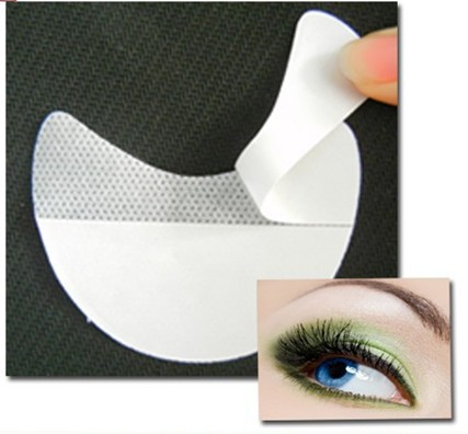 10pairs 2size L&S Paper Patches Eyelash Under Eye Pads Lash Eyelash Extension Paper Patches Eye Tips Sticker Wraps Make Up Tools