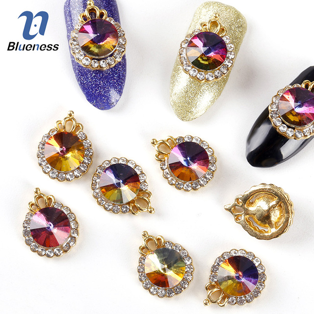 Aliexpresscom Buy Blueness 10PcsLot 3D Nail Art Supplies DIY