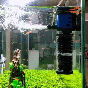 Image 5 - Sunsun เงียบ 4 in 1 ภายใน Aquarium Filter ปั๊ม Submersible ปลาถังปั๊มน้ำกรอง Wave Surf การไหลเวียนโลหิตปั๊มออกซิเจน