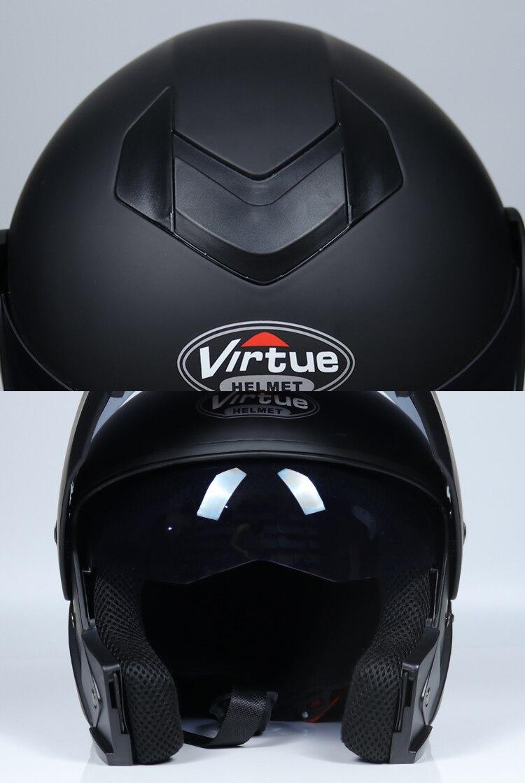 modular motorbike helmet