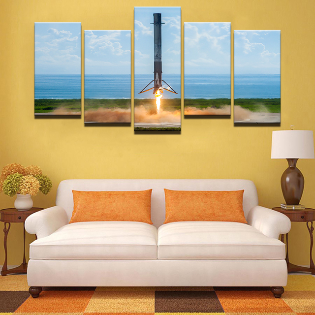 Poster Falcon Pictures Home Decor Canvas Paintings For Living Room ...