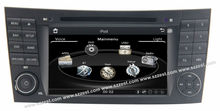 ZESTECH Car Stereo Navigation Satnav GPS auto parts dvd player for Mercedes Benz E Class W211 /CLS W219