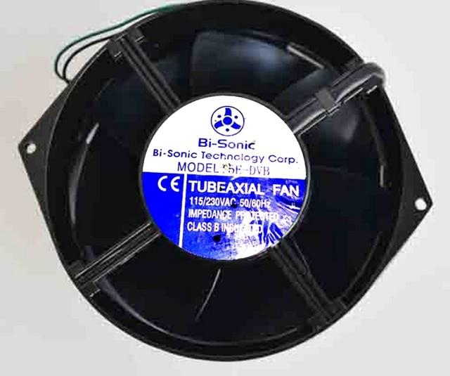 Loaded 115v 230v 5e Dvb Metal Blade Large Wind Fan