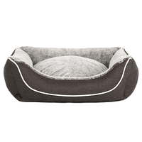 Pet Warm House Dog Bed Sleeping Sofa Puppy Dogs Home Pets Cat Comfortable Kennel