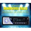 Новое Поступление Автоматического Автомобильный Радиоприемник Bluetooth Mp3-плеер 12 В Аудио Handfree Usb MP3 FM Радио 5 В Зарядное Устройство Мобильного Телефона