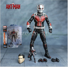 Select Avengers ANT-MAN Unmasked Exclusive Action Figure Figurine