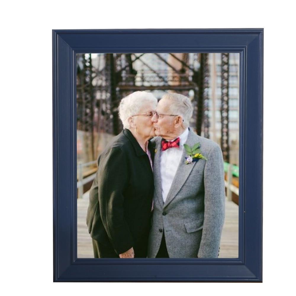 Blue Photo Frames Online Various Sizes MiNi Wooden Picture Frames ...