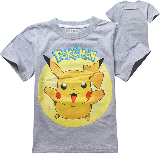 Shop Pokemon Kids' Character Shirts & Clothing at Macy's and find the latest styles for your little one today. Macy's Presents: The Edit - A curated mix of fashion and inspiration Check It Out Free Shipping with $99 purchase + Free Store Pickup.