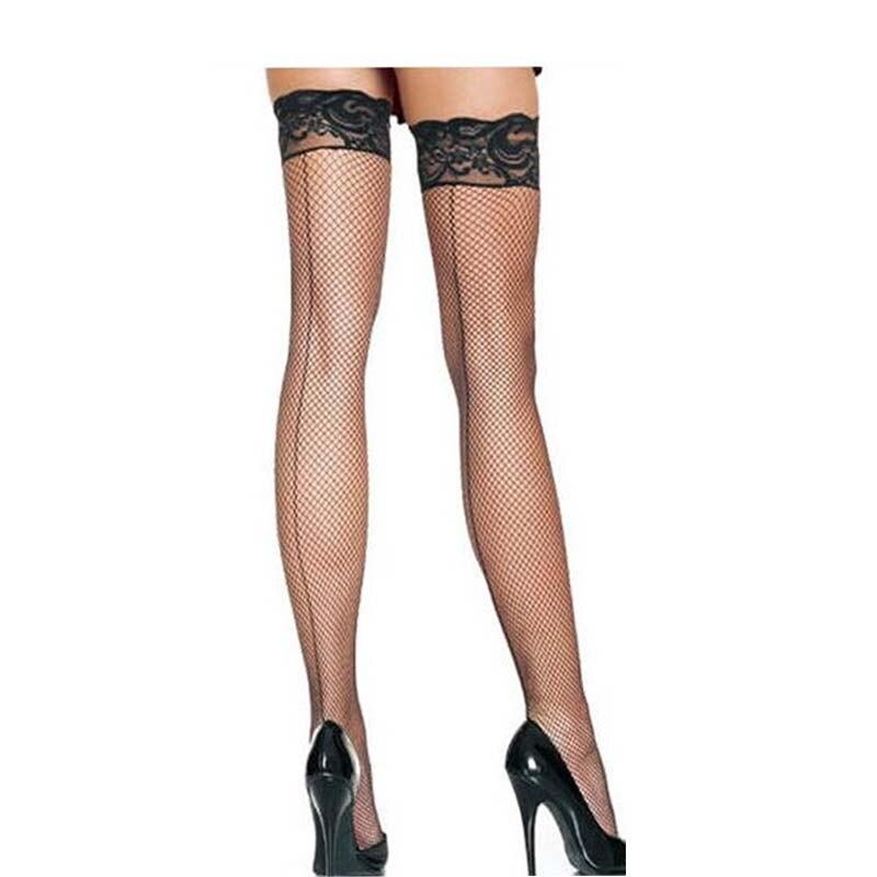 sexy See stockings thru photos