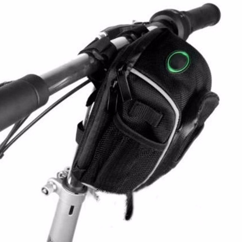 Cycling Bike Bicycle Front Frame Tube Handlebar Holder Pannier Pouch Bag Waterproof Mountain Bike font b