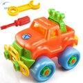 XFC Crianças Montado Puzzle Brinquedo de Aprendizagem Bebê Clássico Toy Car para Chrismas Presente Do Xmas