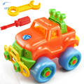 XFC Niños Puzzle Montado Juguete de Bebé Aprendizaje Coche Clásico Juguete para Navidad Regalo de Navidad
