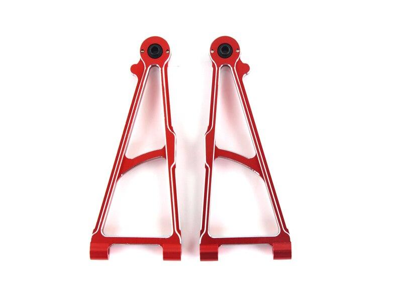 Himoto 1 10 scale RC CAR parts 33602 Alum Front Lower Susp Arm 2P
