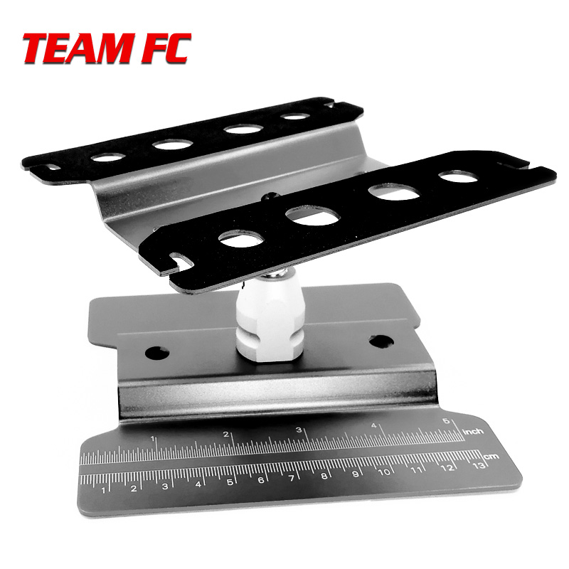 Work Stand Assembly Platform 360 Degree Rotate Repair Station For RC 1/8 1/10 TRX-4 Axial SCX10 Tamiya HSP S211