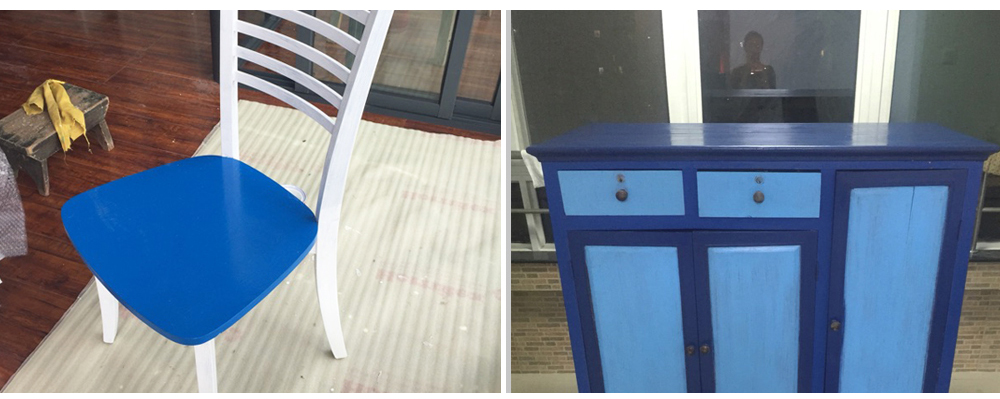 Aliexpress com : Buy 100g Royal Blue Paint, water based paint varnish,  furniture, iron doors, wooden doors, handicrafts, wall, painting from  Reliable