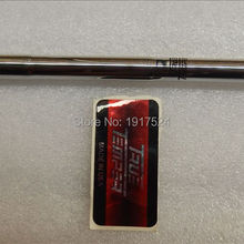Ture Temper UTIM golf iron steel shaft 40inch length and parallel size 125gms weight