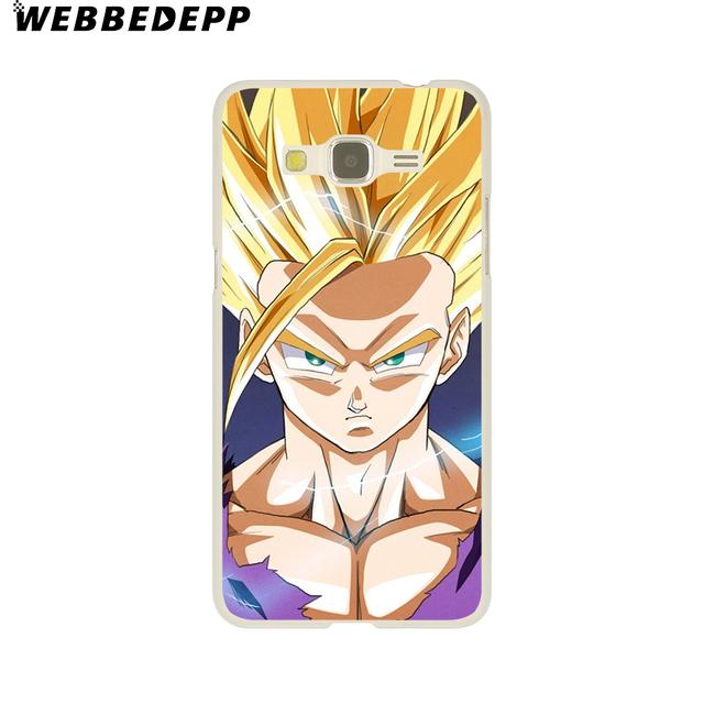 2018 Dragon Ball Samsung Cases (Set 3)