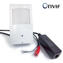 960P 1.3 megapixel mini IP CAM POE camera with microphone CAMERA ONVIF P2P Plug and Play Mini POE IP Camera Power Over Ethernet
