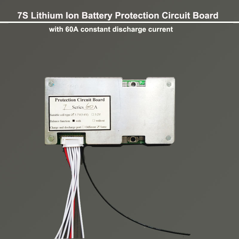 Lithium-ion Board Battery Protection BMS PCB Board LiFePo4 Li Cell max 60A
