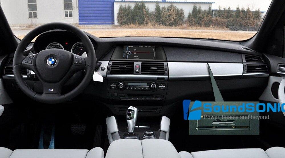 Car DVD Stereo Radio MP3 GPS Navigation For BMW X5 3.0d 3.0sd 3.0si ...
