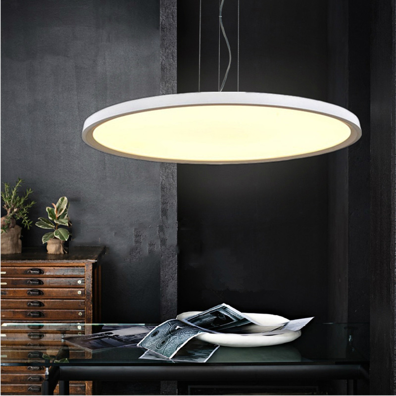 Speciális termékek, kerek függesztett lámpa, alumínium UFO - Beltéri világítás