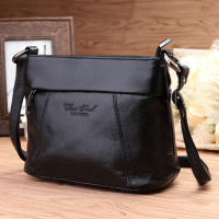 New Ladies Shopping Cross Body Shoulder Bags Women Travel Purse High Quality Genuine Leather Hobo Female