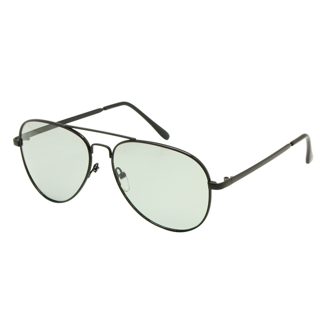 a4999d02db Transition Glasses Photochromic Sunglasses Metal Frame Men Women UV400  Classic Aviator Vintage