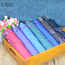 YADA 10 Bone Large Windproof Creativity Designer Umbrella Rain Women High Quality For Womens Umbrellas YS045