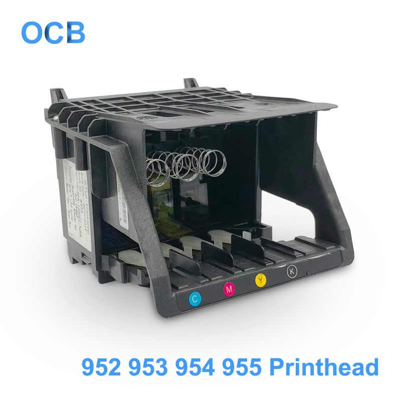 J3M72-60008 M0H91A For <font><b>HP</b></font> 952 953 954 955 Printhead Print Head For <font><b>HP</b></font> Officejet Pro <font><b>7740</b></font> 8210 8702 8710 8715 8720 8725 8730 8740 image